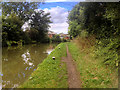 SP6259 : Grand Union Canal, Weedon by David Dixon