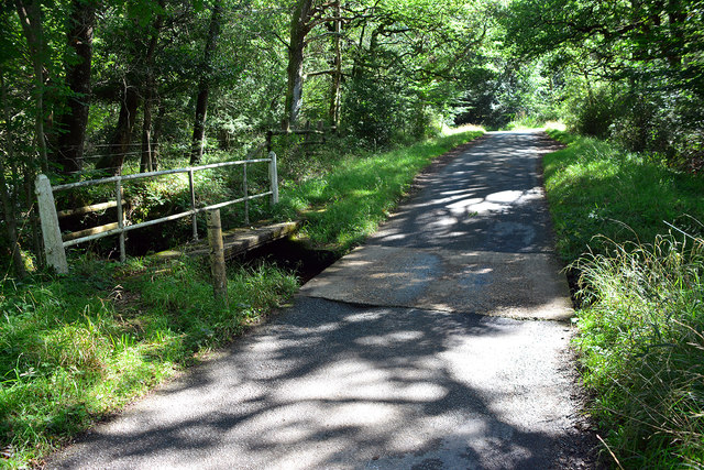 Ford in Holmsley Inclosure