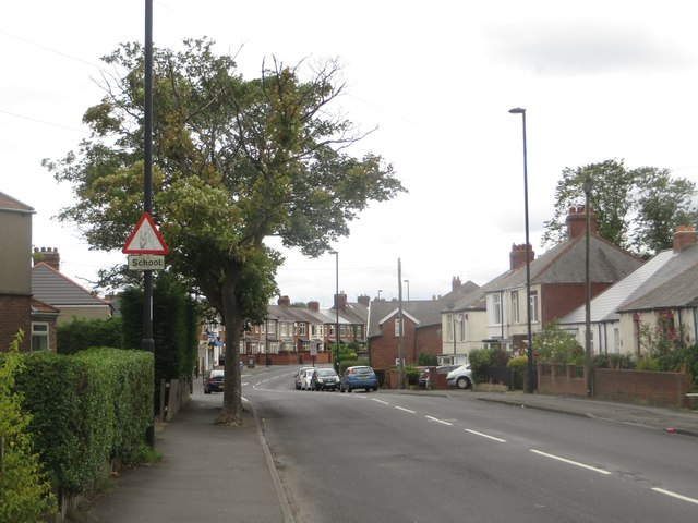 Glebe Road, Forest Hall