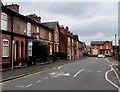 SJ8889 : Dale Street speed bumps,  Edgeley, Stockport by Jaggery