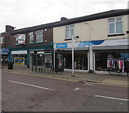 SJ8889 : Sue Ryder Care charity shop, Edgeley, Stockport by Jaggery