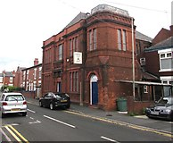 SJ8889 : Edgeley Conservative Club, Stockport by Jaggery