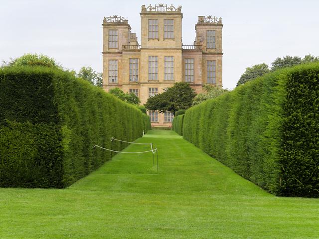Hardwick Hall and Garden