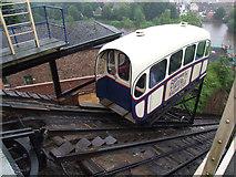 SO7193 : Bridgnorth Cliff Railway by Brian Deegan
