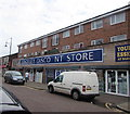 SJ8989 : Edgeley Discount Store, Edgeley, Stockport by Jaggery