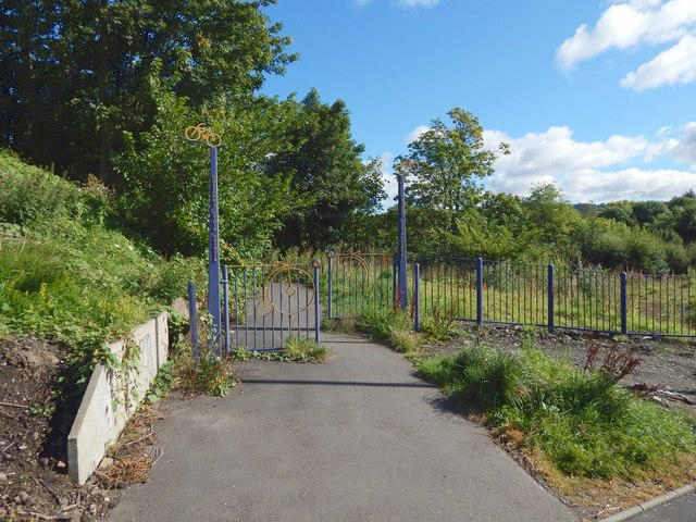 National Cycle Network gates