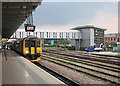 SK3635 : Derby Midland: ready to depart by John Sutton