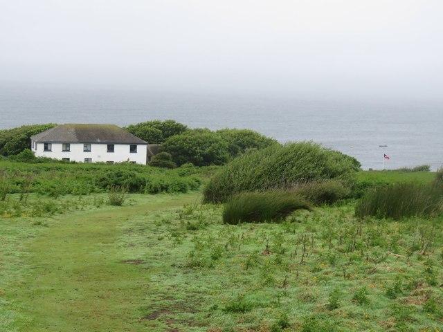 The Neale family residence, Little Saltee Island