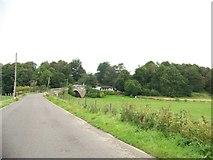 NS8838 : Douglasmouth Bridge by Elliott Simpson