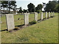 TG5112 : Graves of ATS girls, killed 11th May 1943 by Adrian S Pye