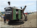 SO8040 : Welland Steam & Country Rally - steam navvy by Chris Allen