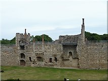 TM2863 : Framlingham Castle [5] by Michael Dibb