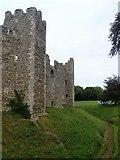 TM2863 : Framlingham Castle [9] by Michael Dibb