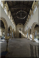 TA0321 : Interior, St Peter's church, Barton-Upon-Humber by J.Hannan-Briggs