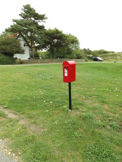 The Kiln George V Postbox