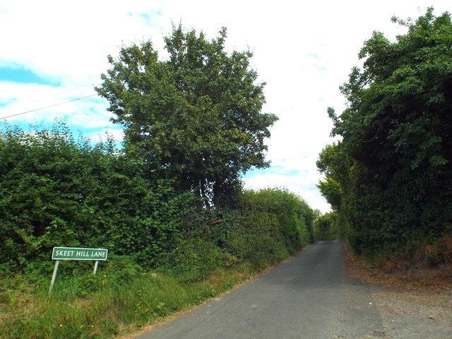 Skeet Hill Lane, near Chelsfield