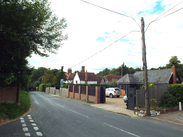 Crockenhill Road, Kevington, near Orpington