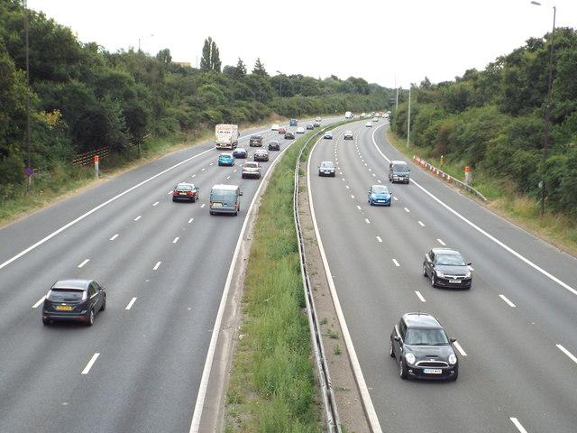 A2 near Dartford