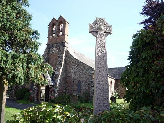 War Memorial, Dalston, Cumbria