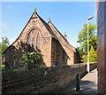 SJ9594 : St Thomas the Apostle by Gerald England