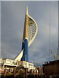 SZ6299 : Spinnaker Tower, Portsmouth by Robin Webster