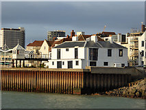 SZ6299 : Quebec House, The Point, Portsmouth by Robin Webster