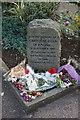 TA0928 : Memorial Stone to Christine Egan by Ian S