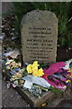 TA0928 : Memorial Stone to Michael Egan by Ian S
