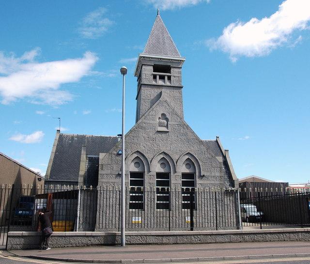 Former York Street Primary School