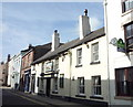 NY2548 : The Hare & Hounds public house, Wigton by JThomas