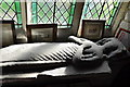 TA0114 : Effigy, St Clement's church, Worlaby by Julian P Guffogg