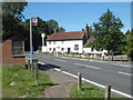 TQ6735 : On the village green at Lamberhurst Down by Marathon