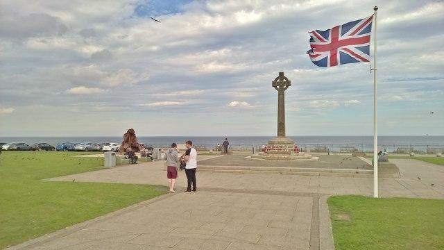War Memorial at Seaham