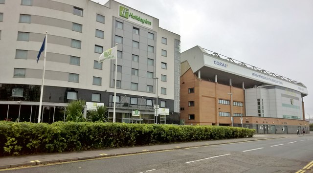 Holiday Inn at Carrow Road