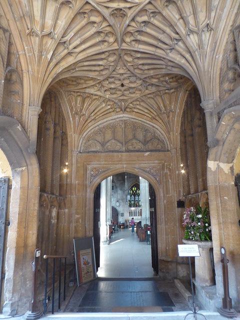 The South Porch, St. John Baptist Church, Cirencester