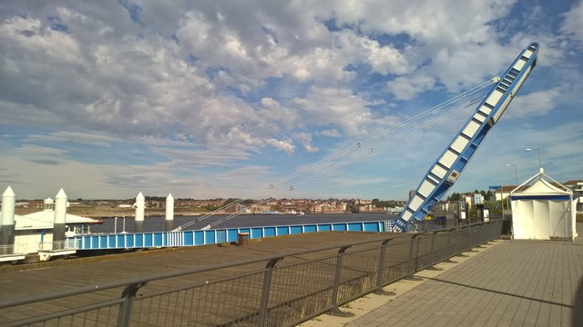 South Shields passenger ferry terminal