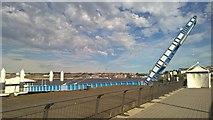 NZ3567 : South Shields passenger ferry terminal by Chris Morgan