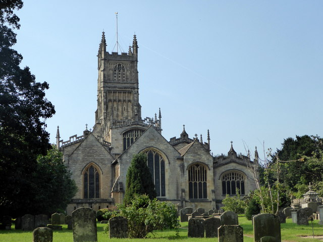 The Church of St. John Baptist, Cirencester