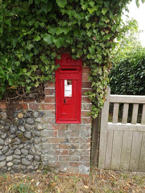 West Street Victorian Postbox