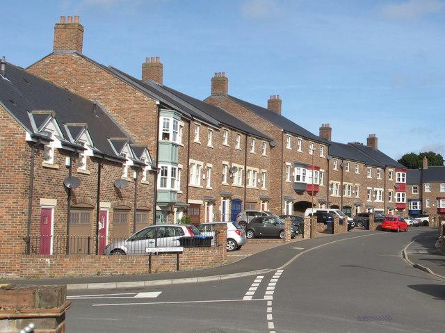 Dalton Crescent, Neville's Cross, Durham