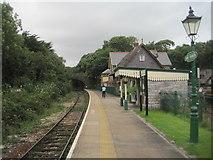 SX4563 : Bere Ferrers railway station, Devon by Nigel Thompson