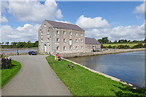 SN0403 : Carew tidal mill by Alan Hunt