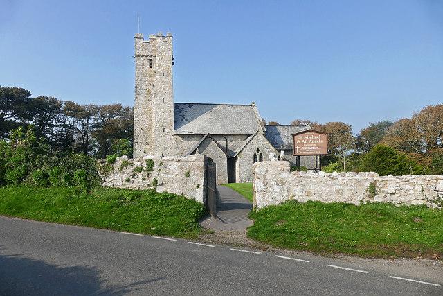Bosherton Church