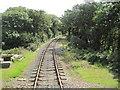 SW6530 : Helston Railway Company, line near Truthall by Nigel Thompson