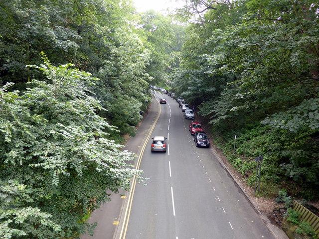 Ravine Road, Filey