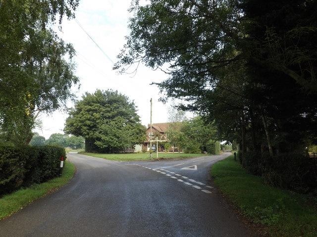 Mill Road, Mill Green