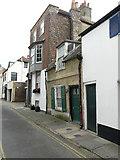 TR3752 : 17, Coppin Street by John Baker