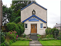 NY3853 : St James Church, Cummersdale by Rose and Trev Clough