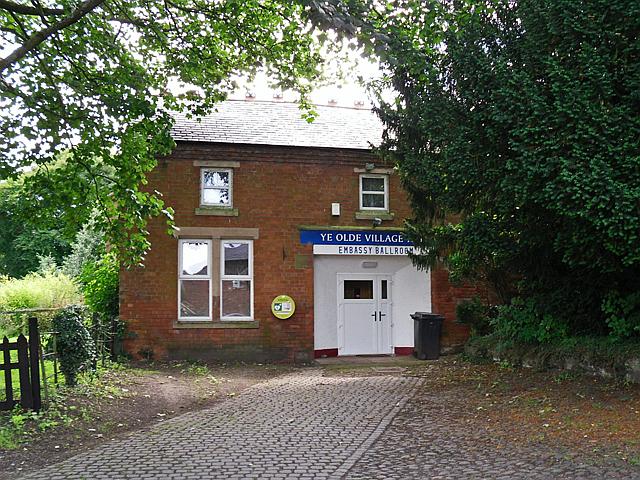 The Embassy Ballroom/Village Hall, Cummersdale