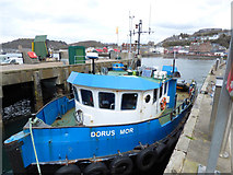 NM8529 : Dorus Mor at Oban Ferry Terminal by Thomas Nugent